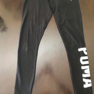 Puma workout pants